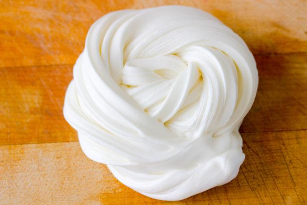 Edible Marshmallow Slime
