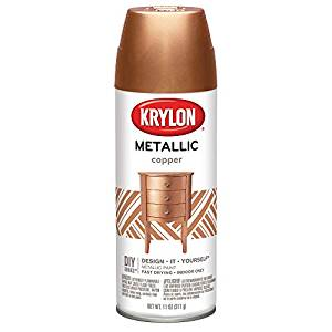 Krylon K02203 General Purpose Metallic, Copper