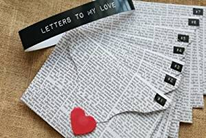The World Needs More Loved Letters All-in-One Stationery