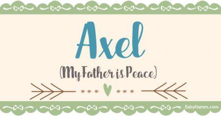 axel name
