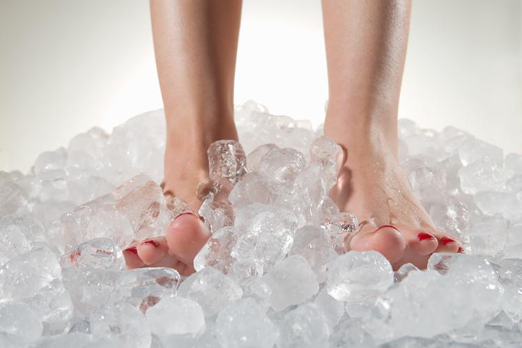colf feet