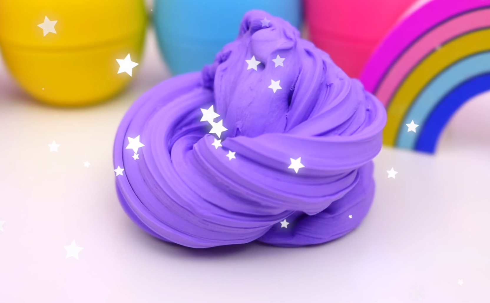 The Best Slime Recipes Without Using Borax Thatsweetgift