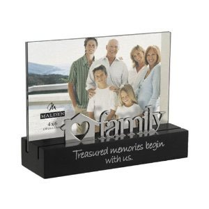 Malden International Designs Family Picture Frame Thatsweetgift