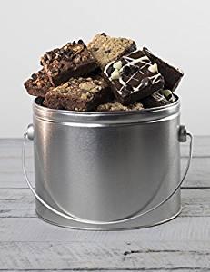 chocolate brownie bucket
