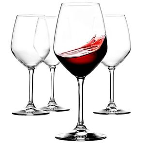Bormioli Rocco 18oz Red Wine Glasses