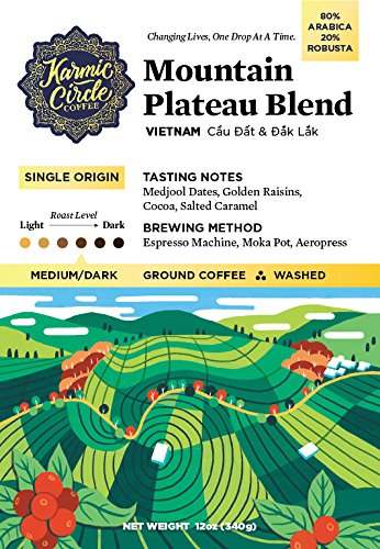 Mountain Plateau Blend (Ground)