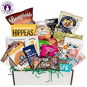 Premium Healthy Gift Basket