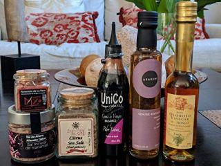 Sanz Gourmet Marinating Gift Box