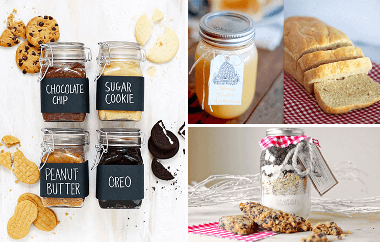 Homemade Food Gifts Th...