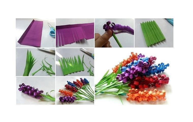paper flowera 3
