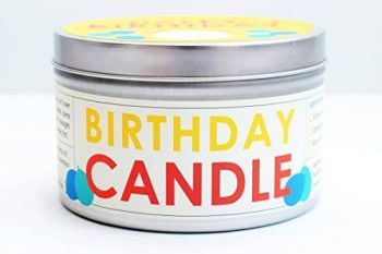 Birthday-Scented Candle