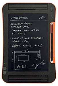 Boogie Board LCD Writing Tablet - Sync for Note Taking with Bluetooth Feels Just Like Paper and Pencil