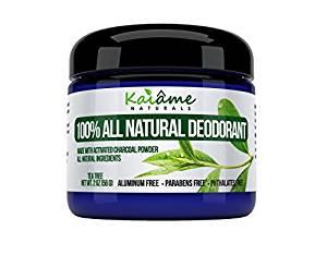 Kaiame Naturals Best Natural Deodorant