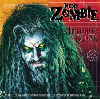 """Living Dead Girl"" – Rob Zombie"