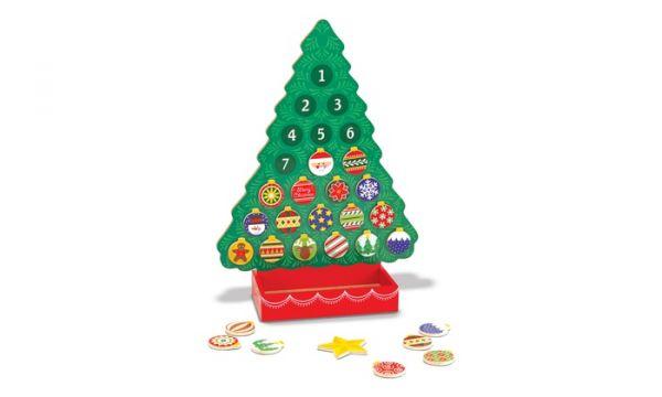 Melissa & Doug Countdown to Christmas Advent Calendar