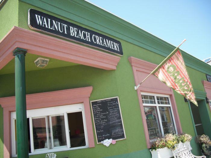 Tea Time – Walnut Beach Creamery, Milford, Connecticut