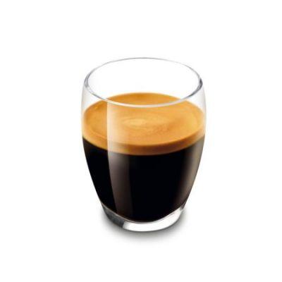 espresso caffeine