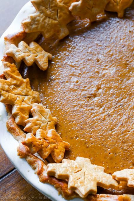pumkin pie crust
