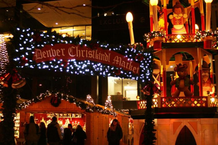 Denver Christkindlmarkt:
