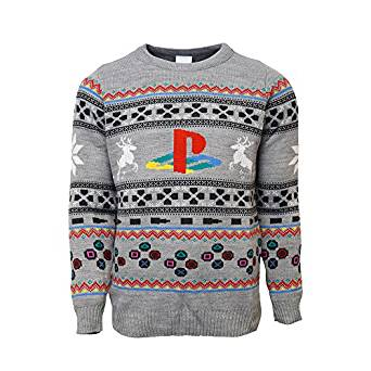 Playstation Official Ugly Sweater