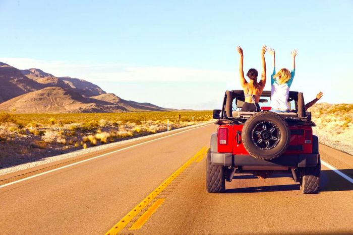 Road Trip Surprise Party Ideas