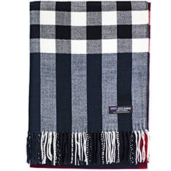 Womens Cashmere Blanket Scarf Large