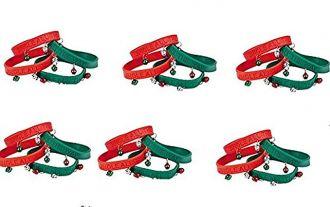 christmas bell b racelets