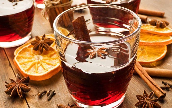easiest mulled wine
