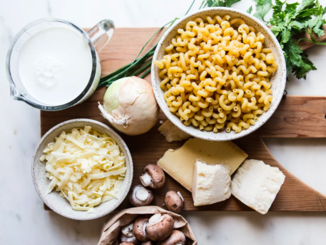 5-Ingredient Mac and Cheese