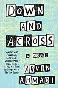 Down and Across by Arvin Ahmadi