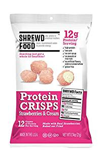 shrewed food snacks