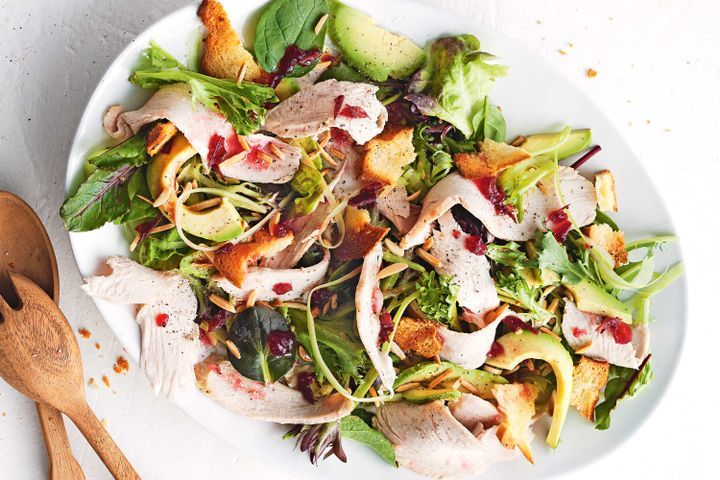 Avocado and Turkey Salad