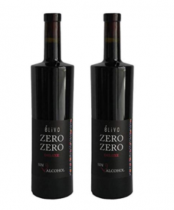 Elivo Zero Zero Deluxe Red Non-Alcoholic Red Wine 750ml