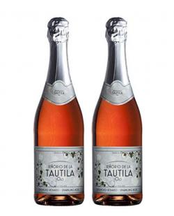 Tautila Espumoso Rosado Non-Alcoholic Sparkling Rose Wine 750ml