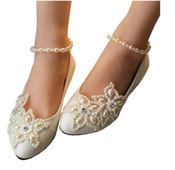 Getmorebeauty Mary Jane Flats