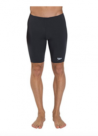 Speedo Male Jammer Swimsuit - Endurance+ Polyester Solid