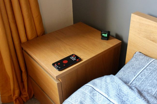 Wireless Bedside Table Charging Pad