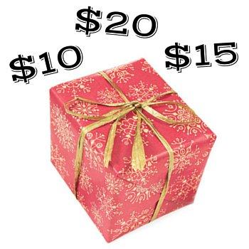 gift budget