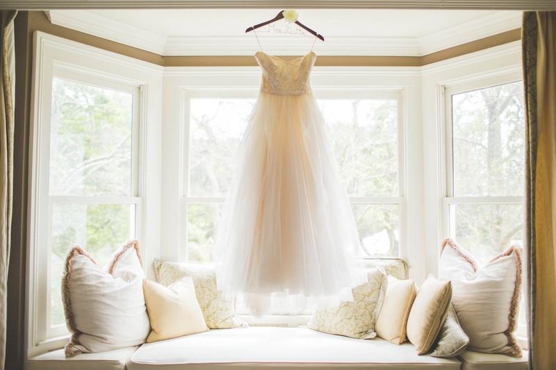 store wedding dress