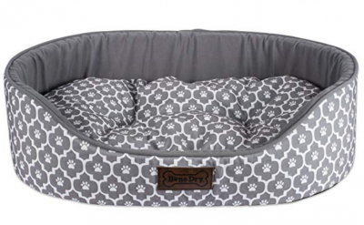 Bone Dry Lattice Pet Bed Modern & Fashionable