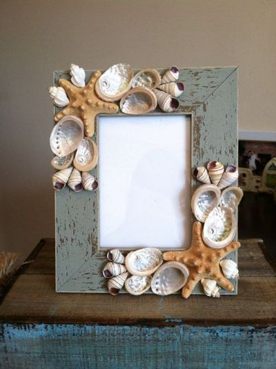 Corner Accent Shell Frame
