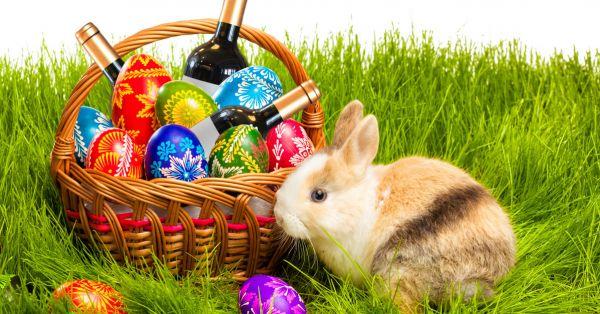 Drinking Easter Egg Hunt