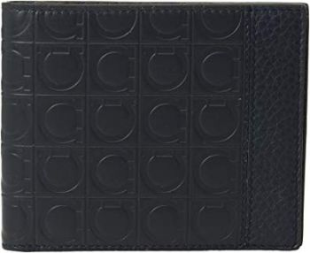 Salvatore Ferragamo Men's Firenze Gamma International Bifold Wallet