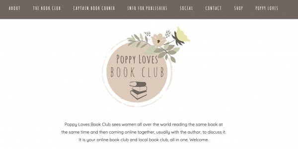 poppy loves book club