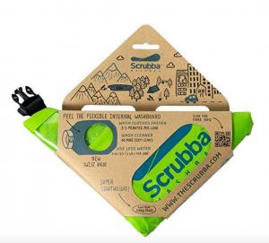 'Scrubba' bag