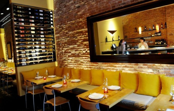 Emilitsa Greek Restaurant In Portland, ME