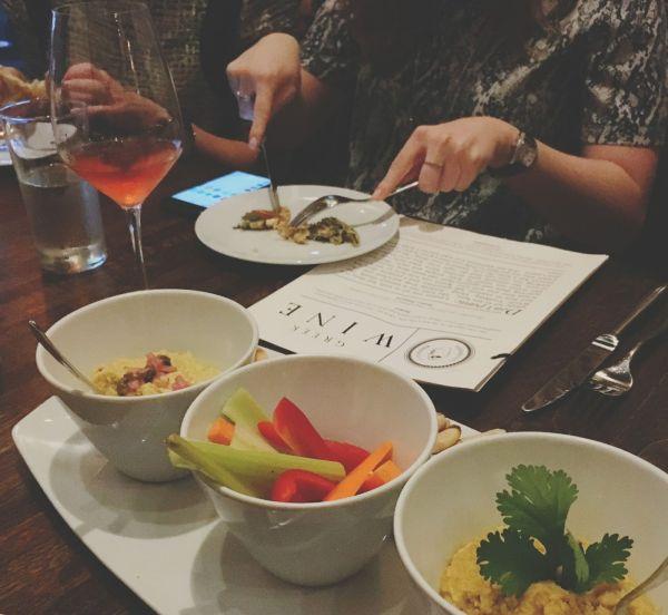 Helen Greek Food & Wine In Houston, TX