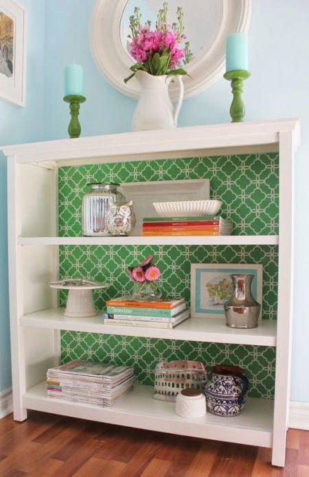 DIY Bookshelf - Upcycling Old Bookshelves