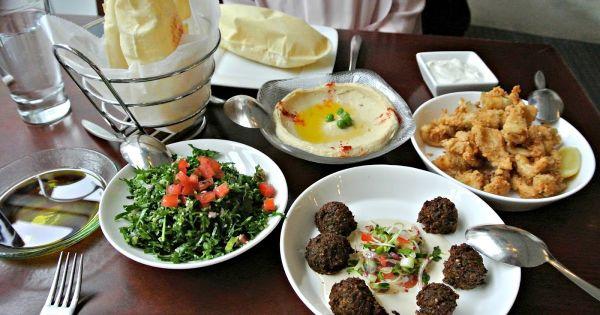 zaytinya restaurant