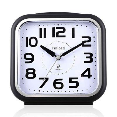 Tinload Silent Best Alarm Clock